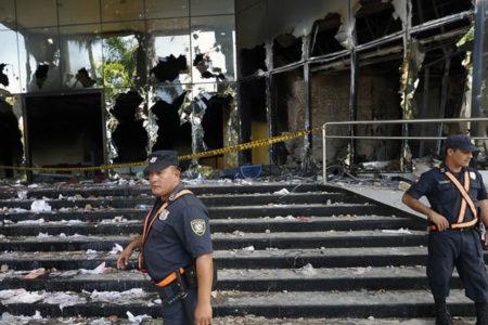 Paraguay'da polis göstericiyi öldürdü, İçişleri Bakanı görevden alındı