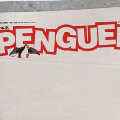 Serkan Yılmaz Penguen'in neden kapandığını yazdı: Başımıza genel müdür geldi her şey değişti