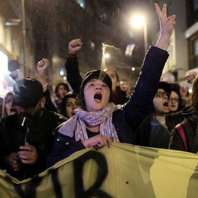 YSK'ya yönelik protesto paylaşımları yapan hesaplara erişim engeli