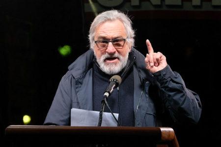 Robert De Niro: Devletimizin sanata olan düşmanlığı saçmalıktan başka bir şey değil