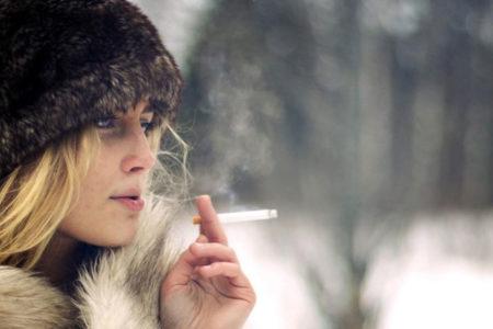 Kadınlarda en çok sigara kullanan ülke Rusya