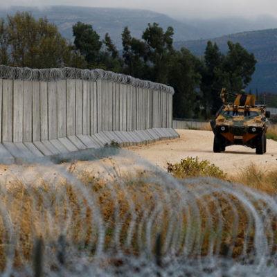 Suriye sınırına örülen duvar tamamlandı