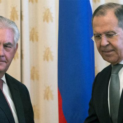 Rusya'dan ABD'ye 'Suriye'de iş birliğine hazırız' mesajı
