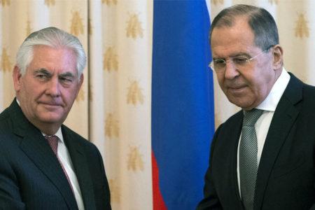 Lavrov: Suriye için ABD'yle işbirliğine devam edeceğiz