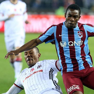Nefes kesen derbide gülen taraf Beşiktaş