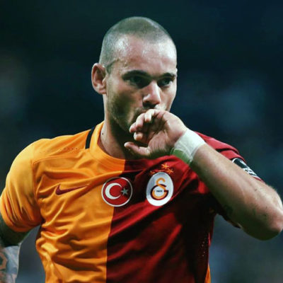 Sneijder İstanbul'dana ayrıldı: Tudor tercihini benim gitmemden yana kullandı