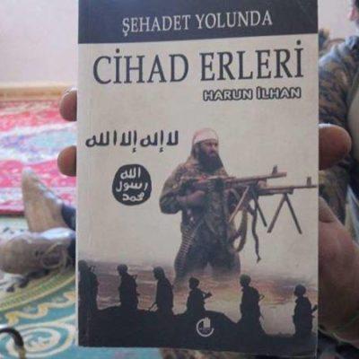 Tabka'da, Türkiye'de basılmış IŞİD propagandası yapan kitaplar bulundu