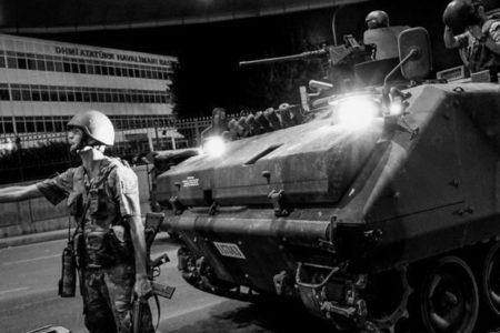 15 Temmuz'dan bir gün önce askere sokağa çıkma yetkisi verilmiş