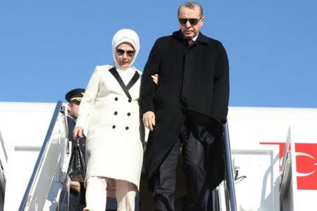 ABD, Erdoğan'a 'en düşük protokol' uyguladı