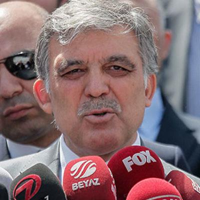 Abdullah Gül'den Gülen'e cevap: Bu örgüt lideri ile görüşmedim