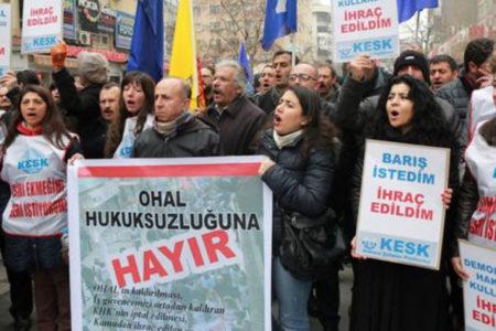 Diyarbakır'da aralarında akademisyenlerin de olduğu 17 kişi gözaltına alındı
