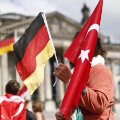 Alman heyet Türkiye ziyaretini iptal etti