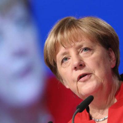Merkel seçimlerin yenilenmesine karşı
