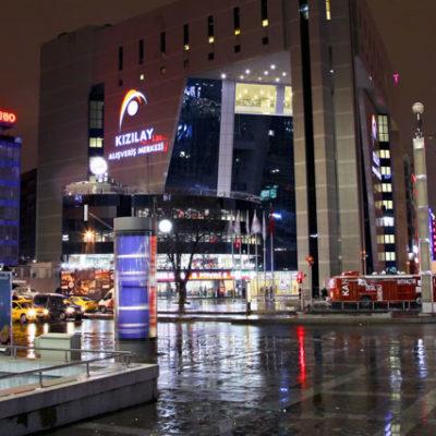Ankara'da güneş battıktan sonra ateş yakmak ve türkü söylemek yasaklandı