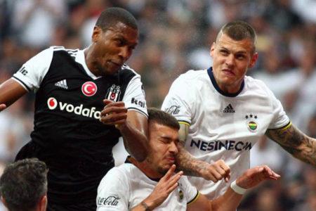 Fenerbahçe son saniyede 1 puanı kaptı: Beşiktaş 1-1 Fenerbahçe