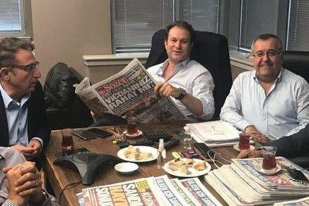 Sözcü gazetesi sahibi Burak Akbay'dan açıklama: Bana yapılanlar normal