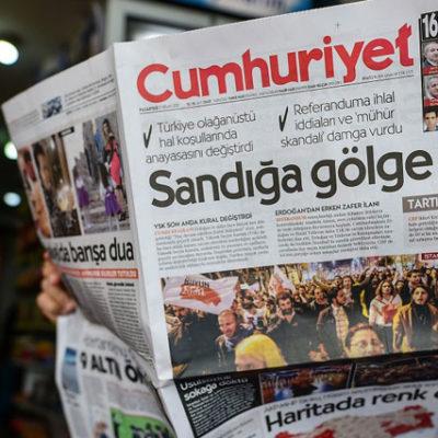 Cumhuriyet davasında ara karar: Akın Atalay, Kadri Gürsel, Murat Sabuncu ve Ahmet Şık'a tahliye yok