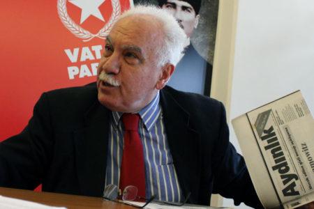 Beyaz TV'de konuşan Perinçek: Fethullah Gülen bana 5 milyon dolar teklif etti