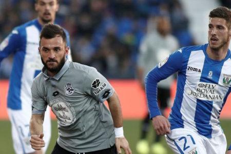 Emre Çolak Deportivo'da 'sezonun futbolcusu' seçildi