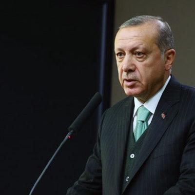 Erdoğan'dan Zafer Çağlayan açıklaması: Bu işlerin arkasında çok pis kokular geliyor
