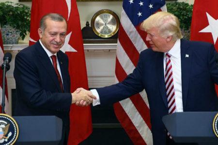 Erdoğan'ın Gülen açıklaması: Trump'ın daha farklı bir havası var. Obama'dan farklı görünüyor