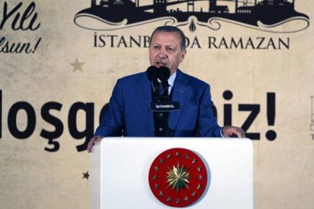 Erdoğan: Taksim'deki AKM projesi bitti, yıkıp yeniden güzel bir eseri İstanbul'a kazandıracağız