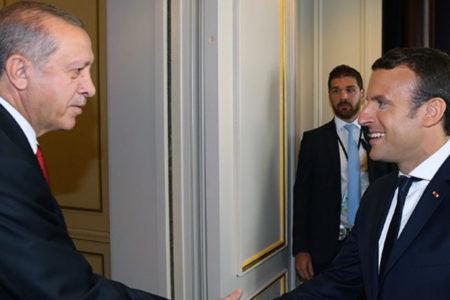 Macron, açlık grevine başlayan gazeteciyi sordu