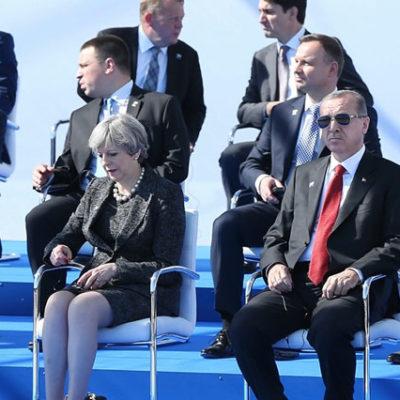 'NATO zirvesinin Türkiye'de yapılması' teklifi reddedilmiş