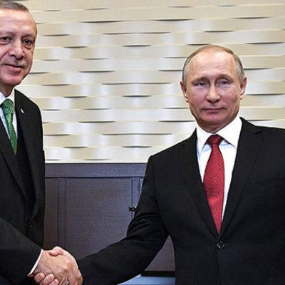 Putin, perşembe günü Türkiye'ye geliyor