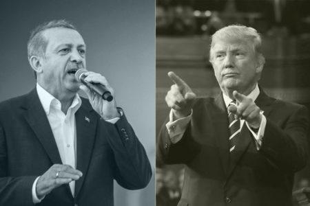 Erdoğan ABD'de: YPG, Zarrab ve Gülen krizinin çözümü için 20 dakika