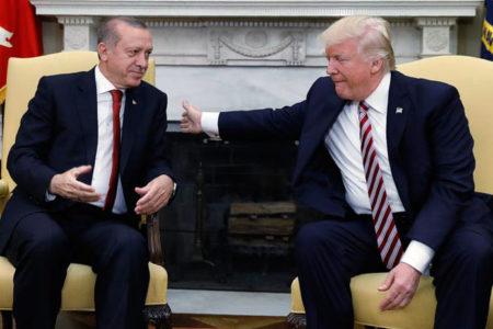 Erdoğan: YPG'nin muhatap alınması uygun değildir