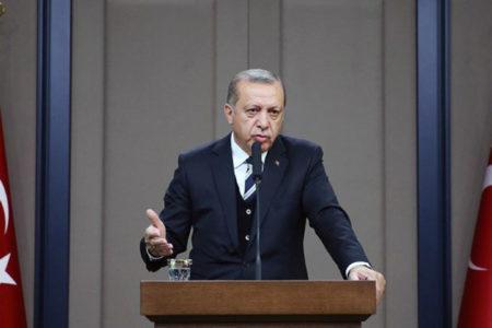 Erdoğan: Trump'la yapacağımız görüşme virgül değil, nokta mesafesinde olacaktır