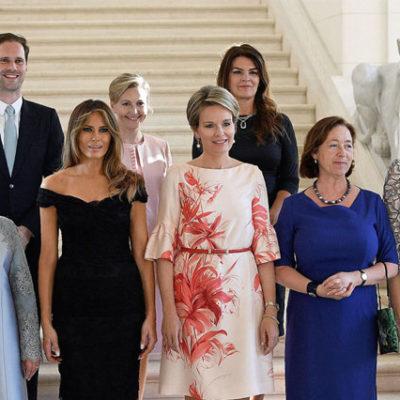 Beyaz Saray'dan Lüksemburg'un eşcinsel Başbakanı'nın eşine sansür