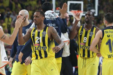 Fenerbahçe Euroleauge'de 2'nci kez finalde