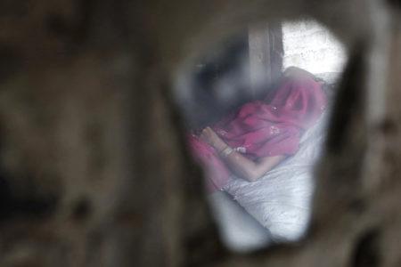 Tecavüzcüleri tarafından taşlanarak öldürüldü