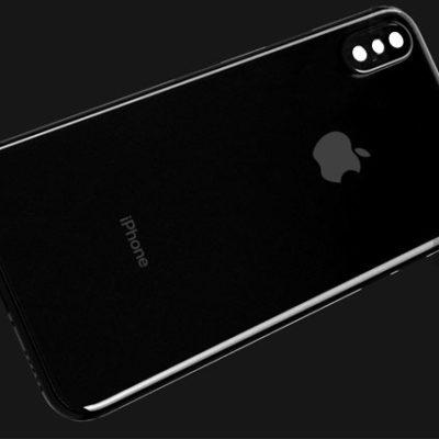 Cam arka yüzlü iPhone 8'in yeni görüntüleri sızdı