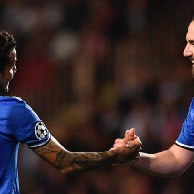 Juventus finale göz kırptı: Monaco 0-2 Juventus
