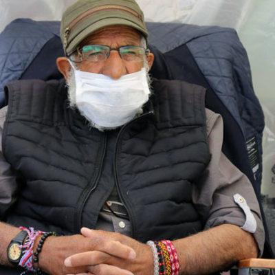 Oğlunun kemikleri için 90 gün açlık grevinde kalan Kemal Gün: Nuriye ve Semih için açlık grevindeyim