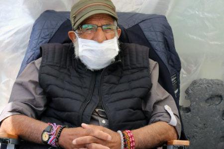 90 gün açlık grevi yapan Kemal Gün, oğlunun cenazesini toprağa verdi
