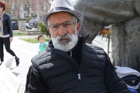 70 yaşındaki Kemal Gün, 88 günlük açlık grevinden sonra oğlunun kemiklerini aldı