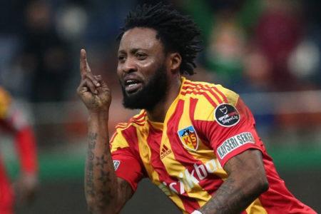 Kayserispor'a nefes aldıran galibiyet: Kayserispor 2-1 Atiker Konyaspor