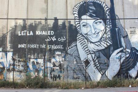 Leyla Halid, Filistinli tutsaklara destek için açlık grevine başlıyor