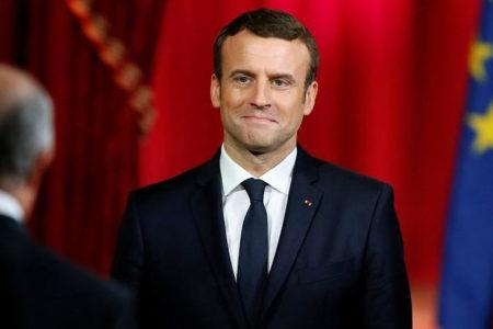 Macron görevi devraldı: Olağanüstü yeniden bir doğuşun eşiğindeyiz