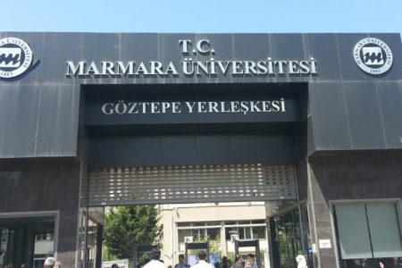 Marmara Üniversitesi'nde iki ayrı taciz skandalı