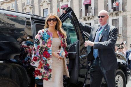 First Lady'nin 50 bin dolarlık paltosu