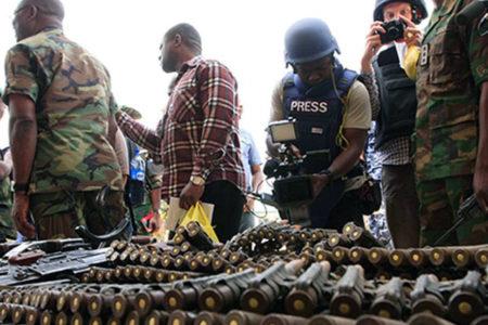 'Türkiye'den kalkan silah yüklü gemiye Nijerya'da el konuldu' iddiası