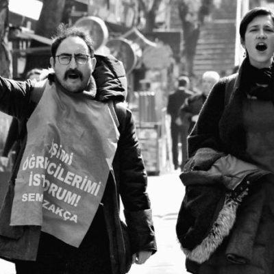 Gülmen ve Özakça'nın direnişi 63'üncü gününde: Herkesi Yüksel Caddesi'ne bekliyoruz