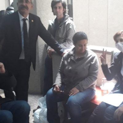 Nuriye Gülmen: Kemiklerim batmaya başladı