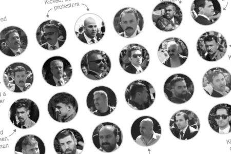 NYT bu kez Türkçe sordu: Erdoğan'ın korumaları Washington'da protestoculara hücum etti mi?