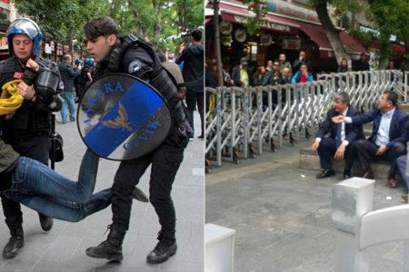 Semih Özakça'nın eşi ve annesi gözaltına alındı, vekiller oturma eylemi başlattı